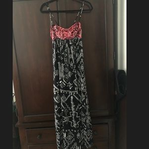Billabong Tribal maxi dress